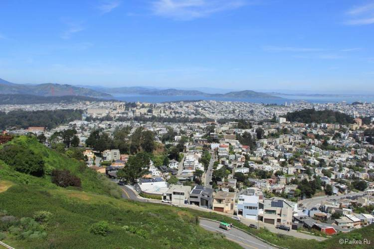 Твин Пикс Сан Франциско