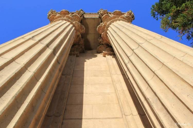 Дворец изящных искусств в Сан-Франциско 22
