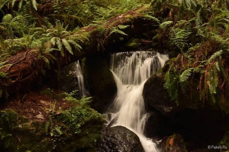 водопад Trillium Falls