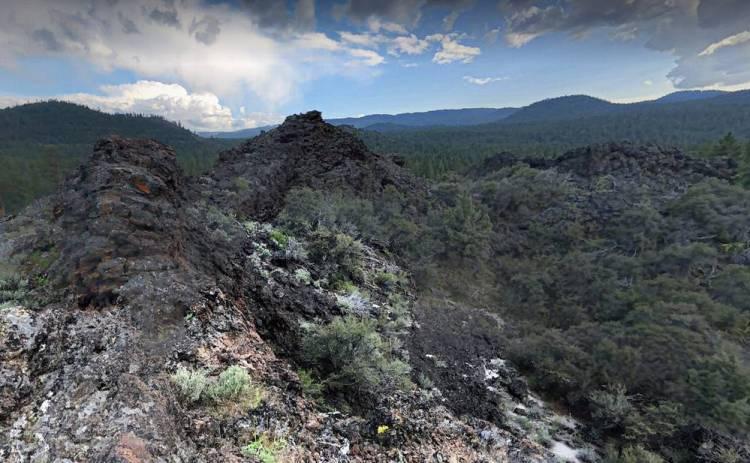северная калифорния лава бедс 3