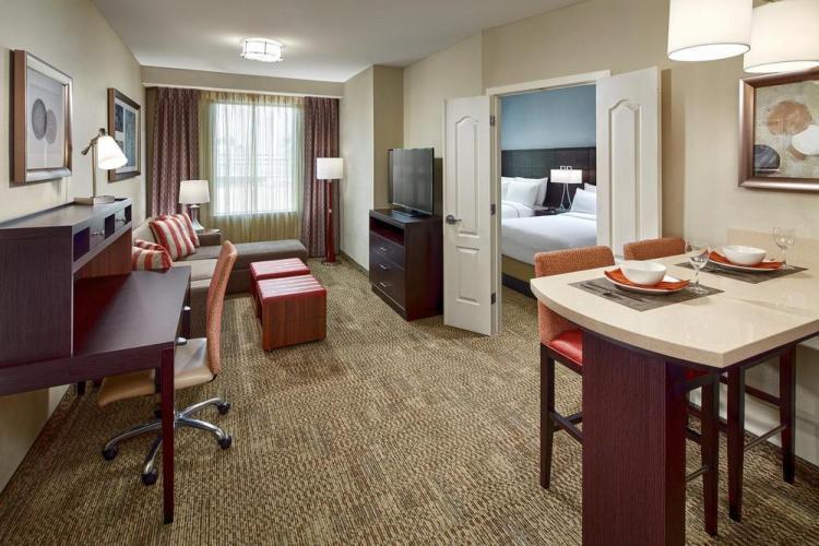 Отель Staybridge Suites Anaheim
