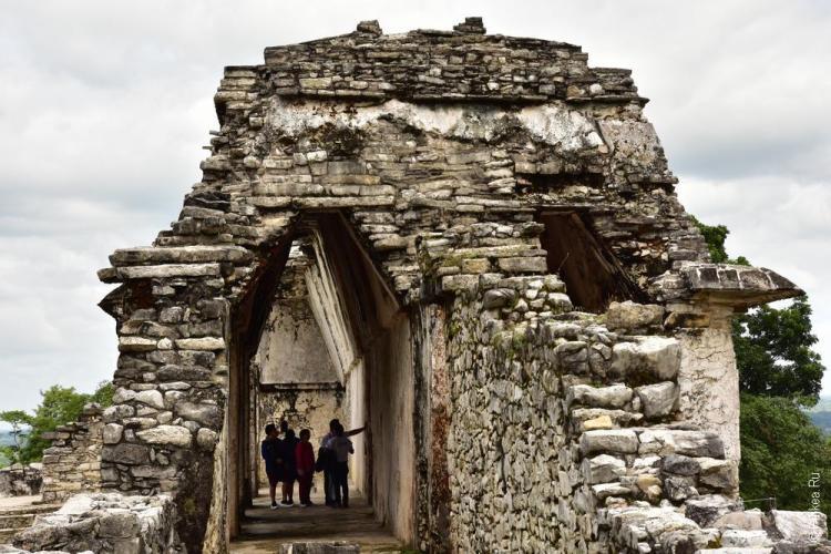 путешествие в мексику паленке 10