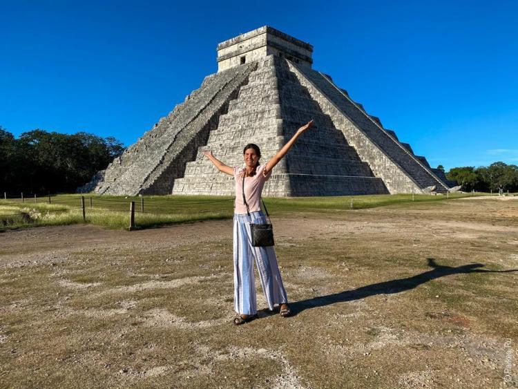 путешествие в мексику самостоятельно чичен ица 02