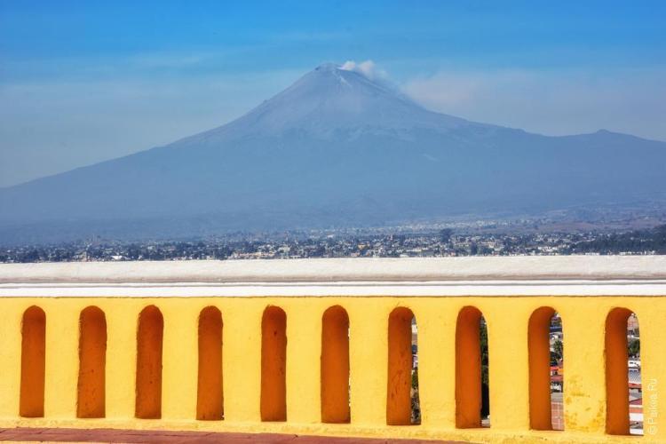 путешествие в мексику самостоятельно чолула 31