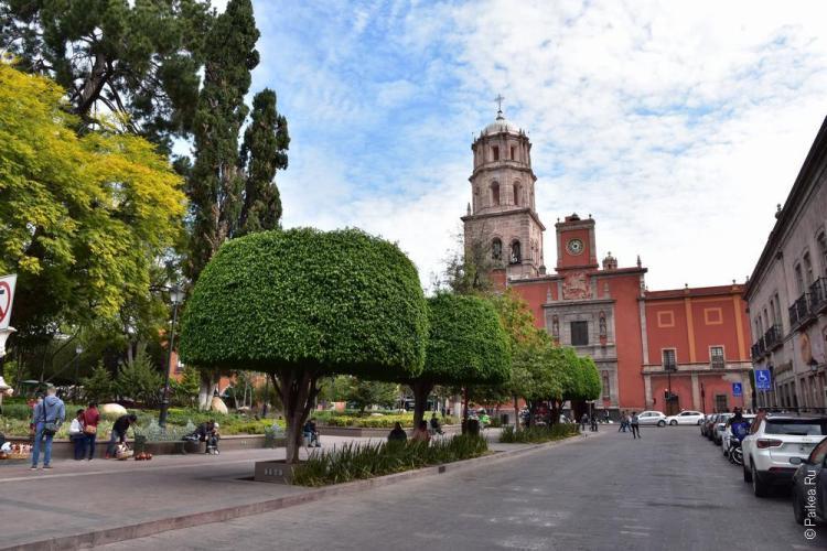 путешествие в мексику самостоятельно керетаро 33