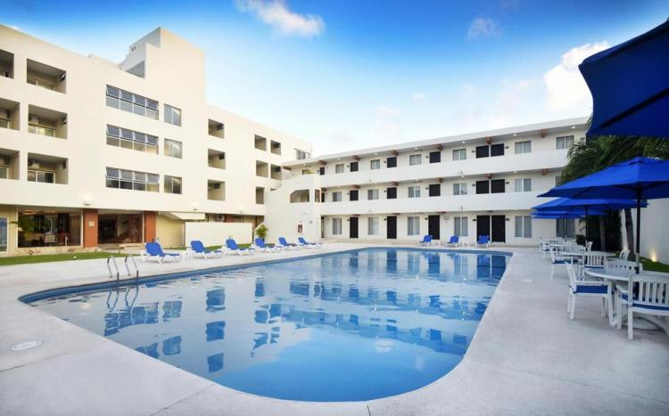 Недорогие отели Канкуна