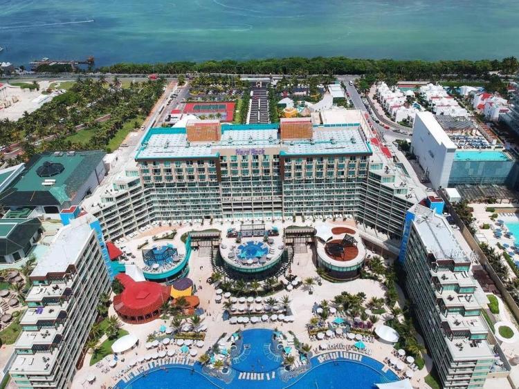 Отели Канкуна 4 и 5 звезд какой лучше выбрать