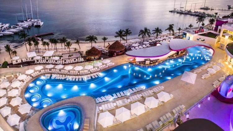 Отели Канкуна для взрослых