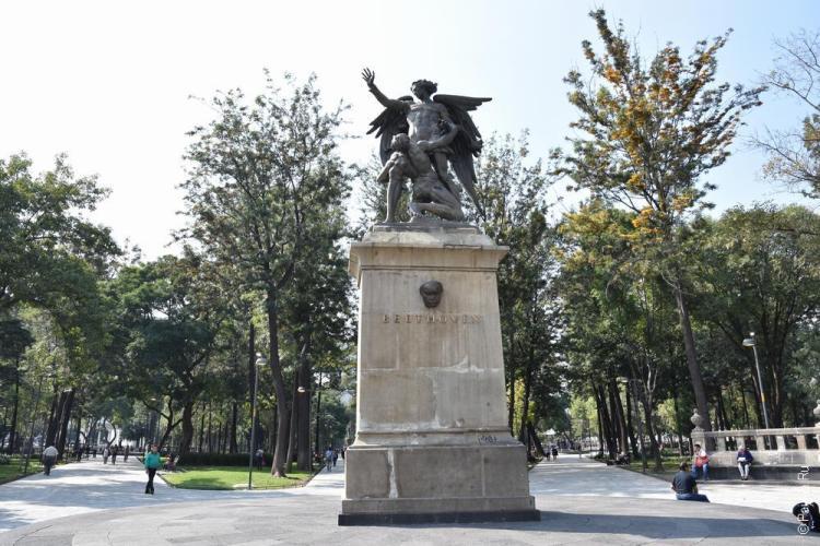 мехико памятник бетховену