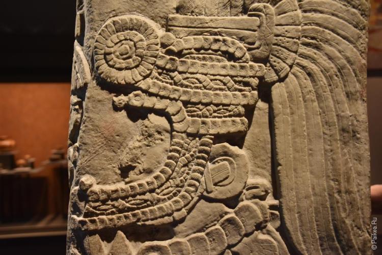 мехико музей антропологии 4