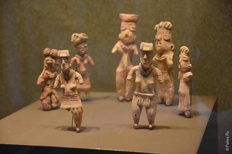 мехико музей антропологии 15