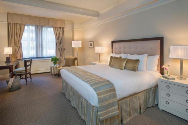 нью йорк отель warwick