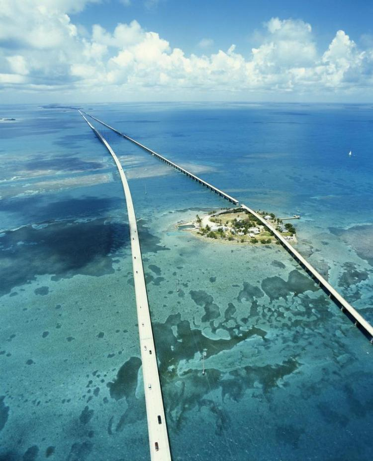 7-мильный мост (seven mile bridge) 3
