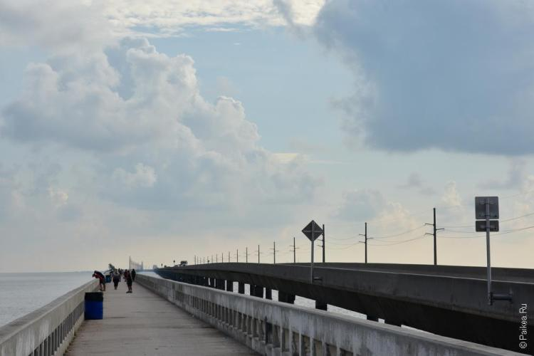 7-мильный мост (seven mile bridge) 22