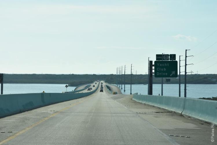 флорида кис overseas highway