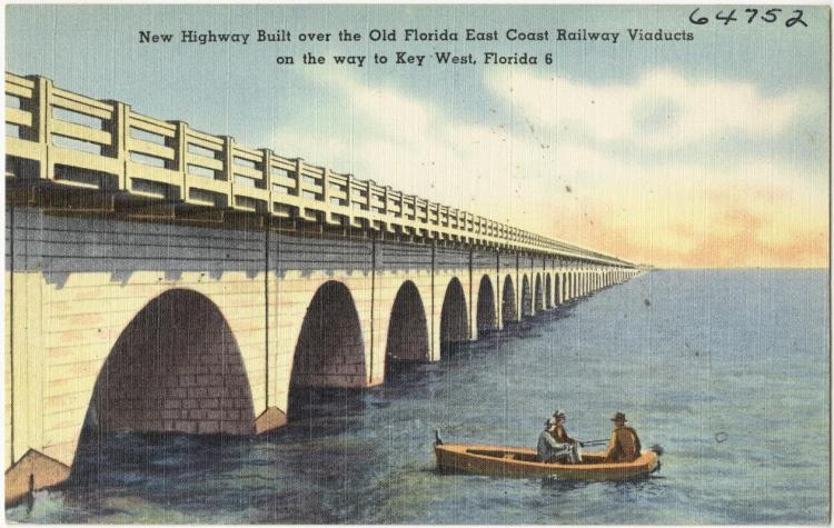 7-мильный мост (seven mile bridge) 06