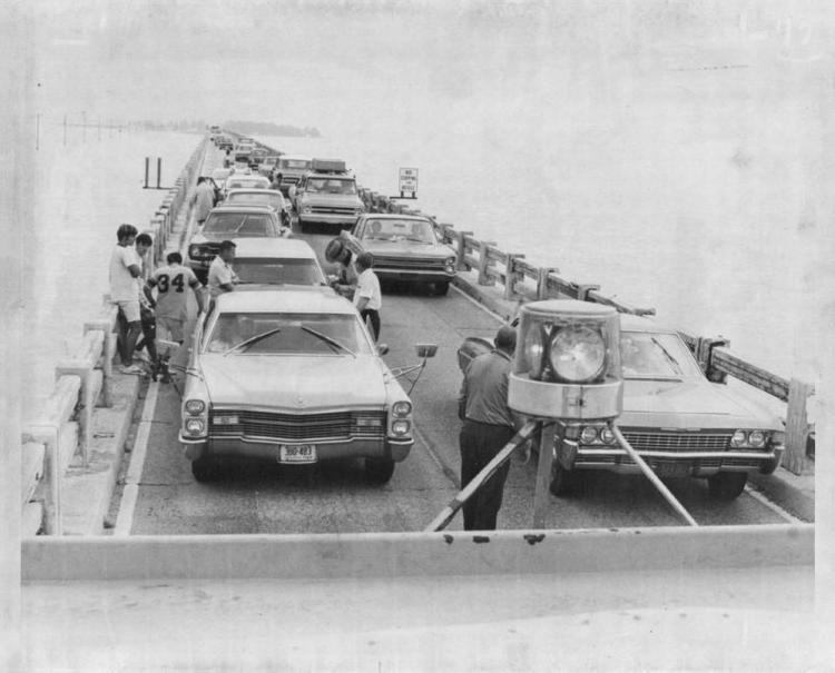 старый 7-мильный мост