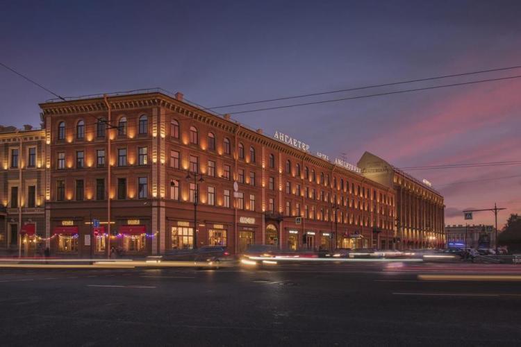 гостиницы санкт петербурга англетер 2