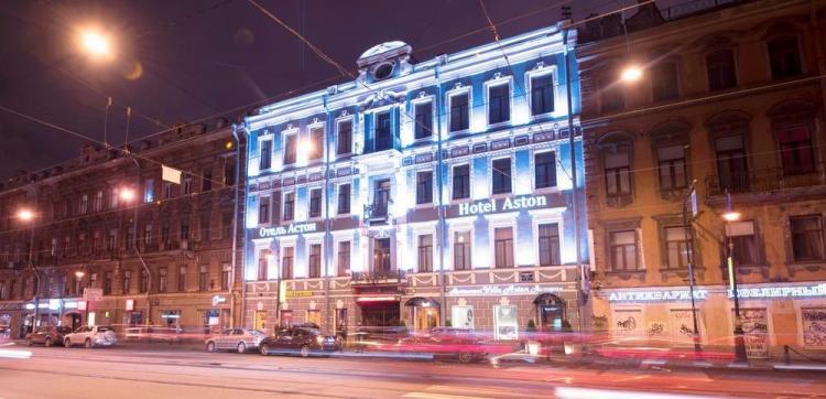 гостиницы санкт петербурга астон 2