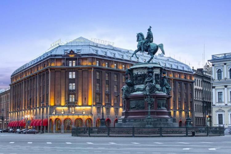 гостиницы санкт петербурга астория 2