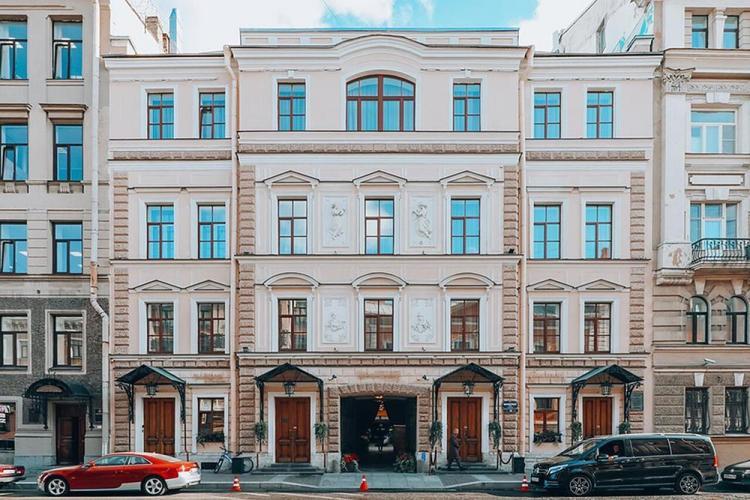 отели санкт петербурга екатерина