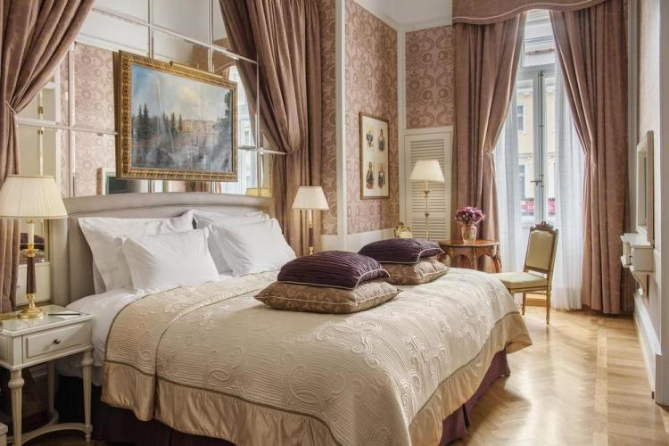 гостиницы санкт петербурга гранд отель европа