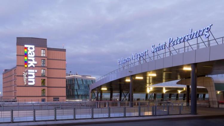 гостиницы рядом с аэропортом пулково