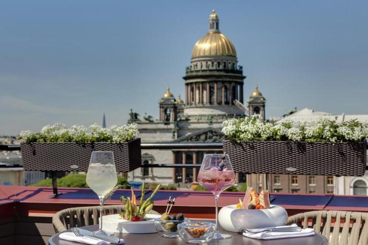 гостиницы санкт петербурга в центре