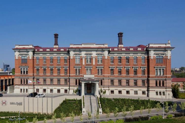 отели казани в центре kazan palace