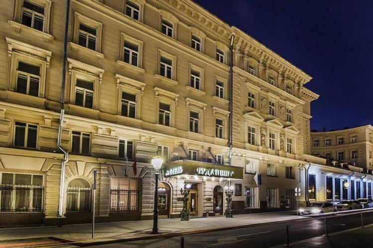 где остановиться в москве / гостиница будапешт 3