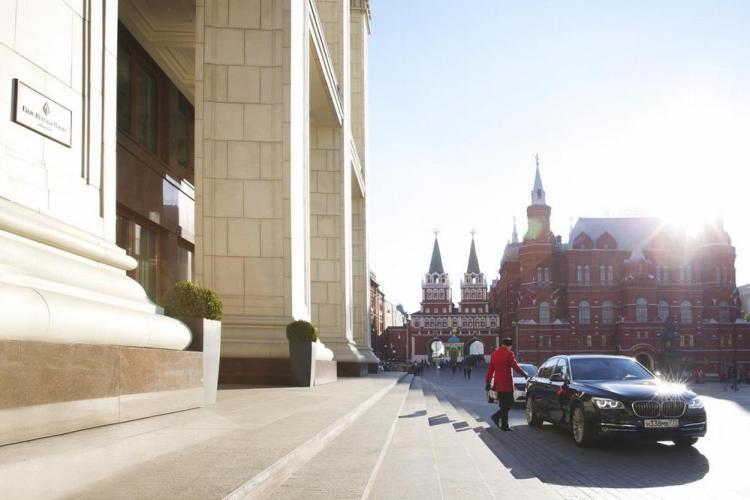 где остановиться в москве / гостиницы 5 звезд