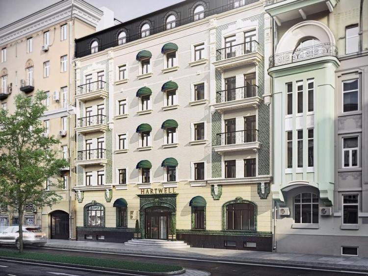 где остановиться в москве / гостиница хартвелл 3