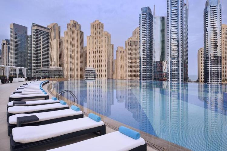 Дубай отели 5 звезд address 2
