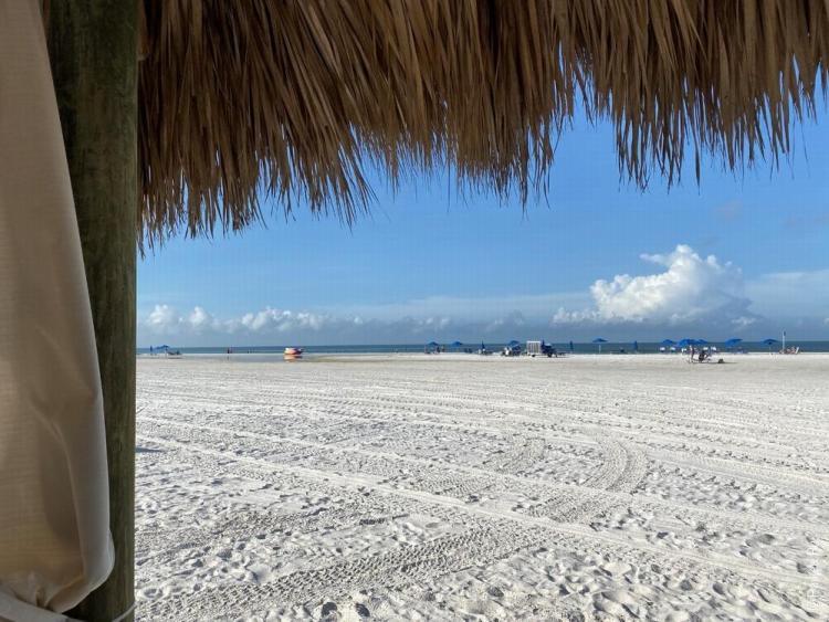 марко айленд флорида сша пляж