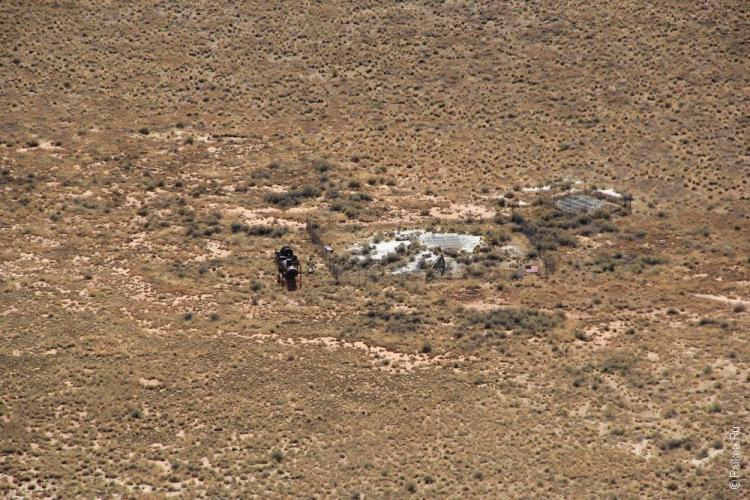 аризонский метеоритный кратер сша / meteor crater 41