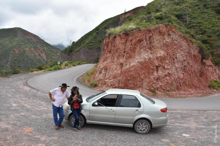национальный парк лос кардонес - куэста дель обиспо, аргентина / parque nacional los cardones 10