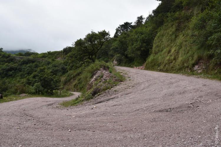 национальный парк потреро де яла, аргентина / parque nacional potrero de yala 12