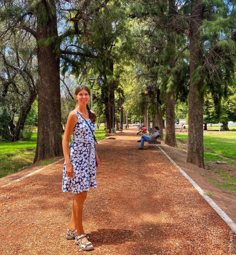 самостоятельное путешествие в аргентину