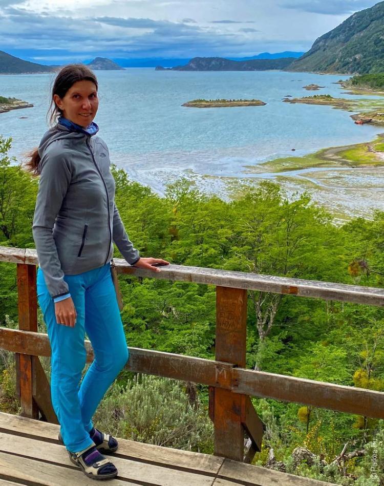 тьерра дель фуэго, парк огненная земля, залив лапатая