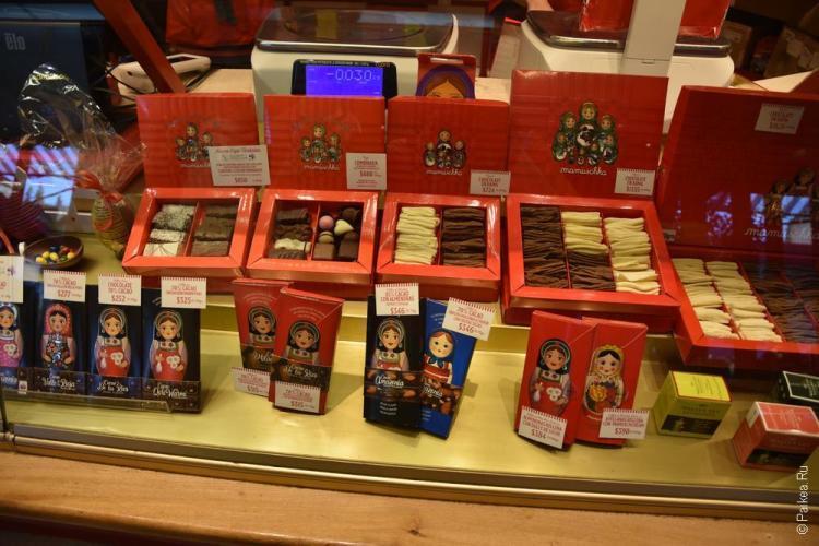 шоколад в барилоче