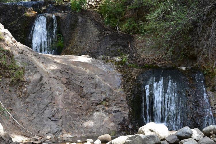 Cascada de los Duendes, барилоче