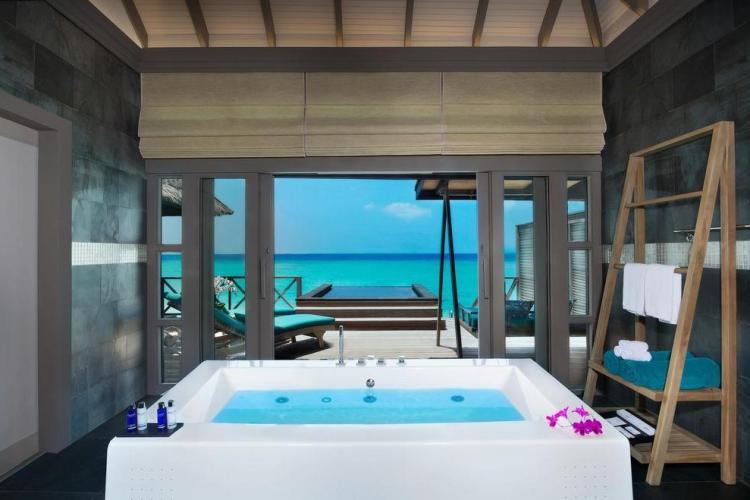 Лучшие отели на Мальдивах для отдыха с детьми