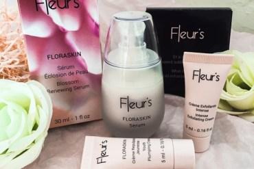 Sérum floral Fleur's