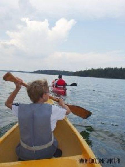 kayak Stockholm