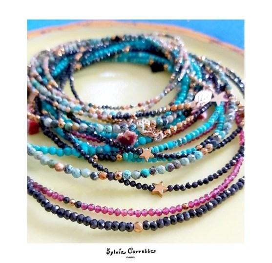bracelets multi rangs