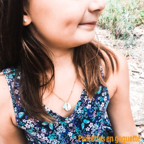 collier pour l'été