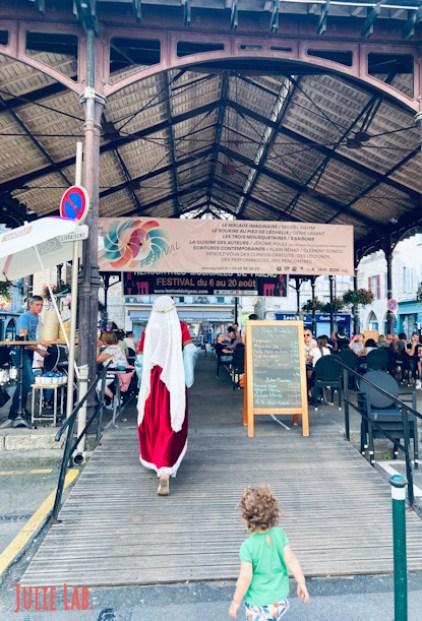 place du marché Figeac