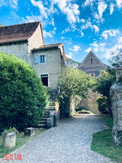 village Marcilhac sur Célé