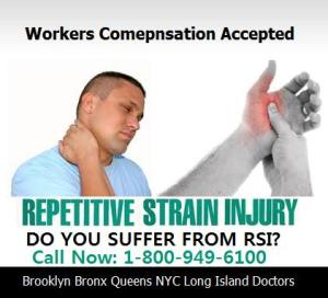 Repetitive strain injury (RSI)
