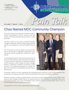 PCET-Newsletter Page 1